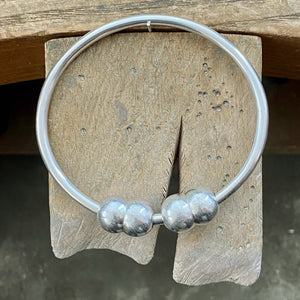 Double Beaded Bangle