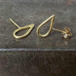 18ct Yellow Gold Pears