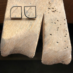 Square Edit Earrings