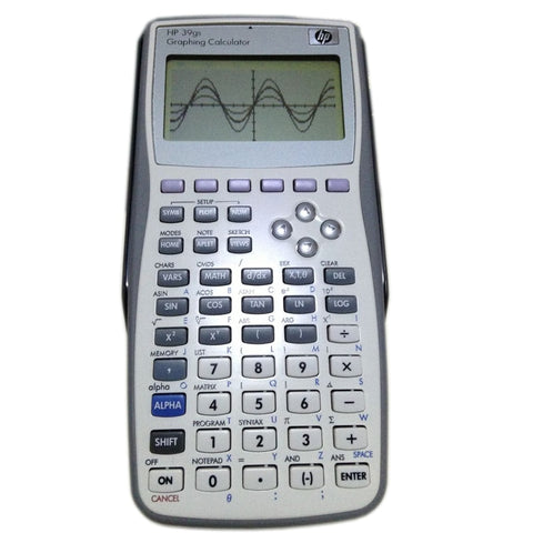 Free Shipping 1Pcs New Original Calculator Graphic For 39gs Graphics Calculator Teach Sat/ap Test For 39gs Scientific 18x9x3cm