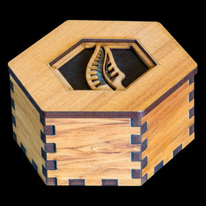 Fern Leaf Gift Box - Zen Gifts NZ