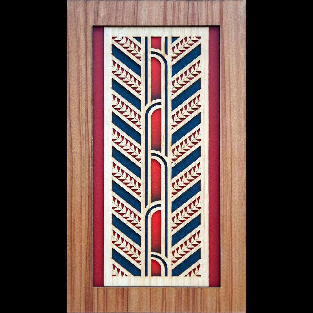 Heke Wall Panel - Zen Gifts NZ