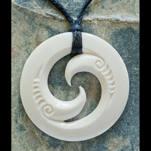 Circle Koru - Zen Gifts NZ