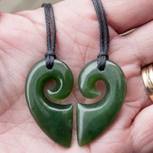 Load image into Gallery viewer, Heart Koru Set by Ewan Parker - Zen Gifts NZ
