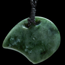 Load image into Gallery viewer, Flower Jade Crescent by John Kerwin - Zen Gifts NZ