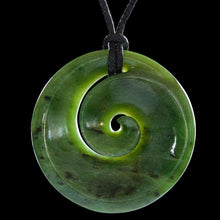 Load image into Gallery viewer, Jade Koru - Zen Gifts NZ