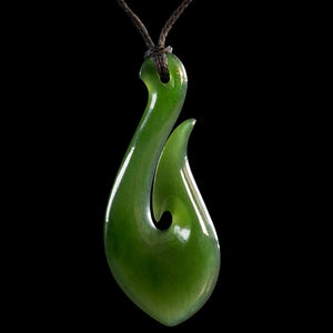 Jade Matau by Luke Gardiner - Zen Gifts NZ