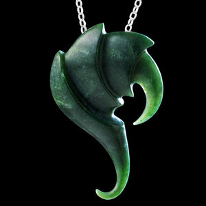 Jade Triffid Pupa by Jamie Cook - Zen Gifts NZ