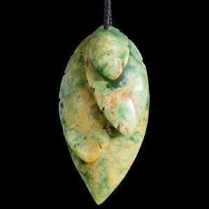 Flower Jade Leaves by Madelyne Gourdin. - Zen Gifts NZ