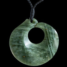 Load image into Gallery viewer, Large Tangiwai Koru by Alex Sands - Zen Gifts NZ