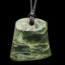 Load image into Gallery viewer, Small Jade River Stone Toki by Nick Balme - Zen Gifts NZ