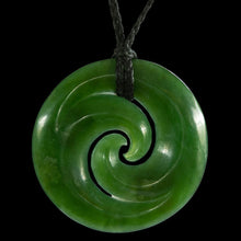 Load image into Gallery viewer, Double Koru by Elliot Lewis - Zen Gifts NZ
