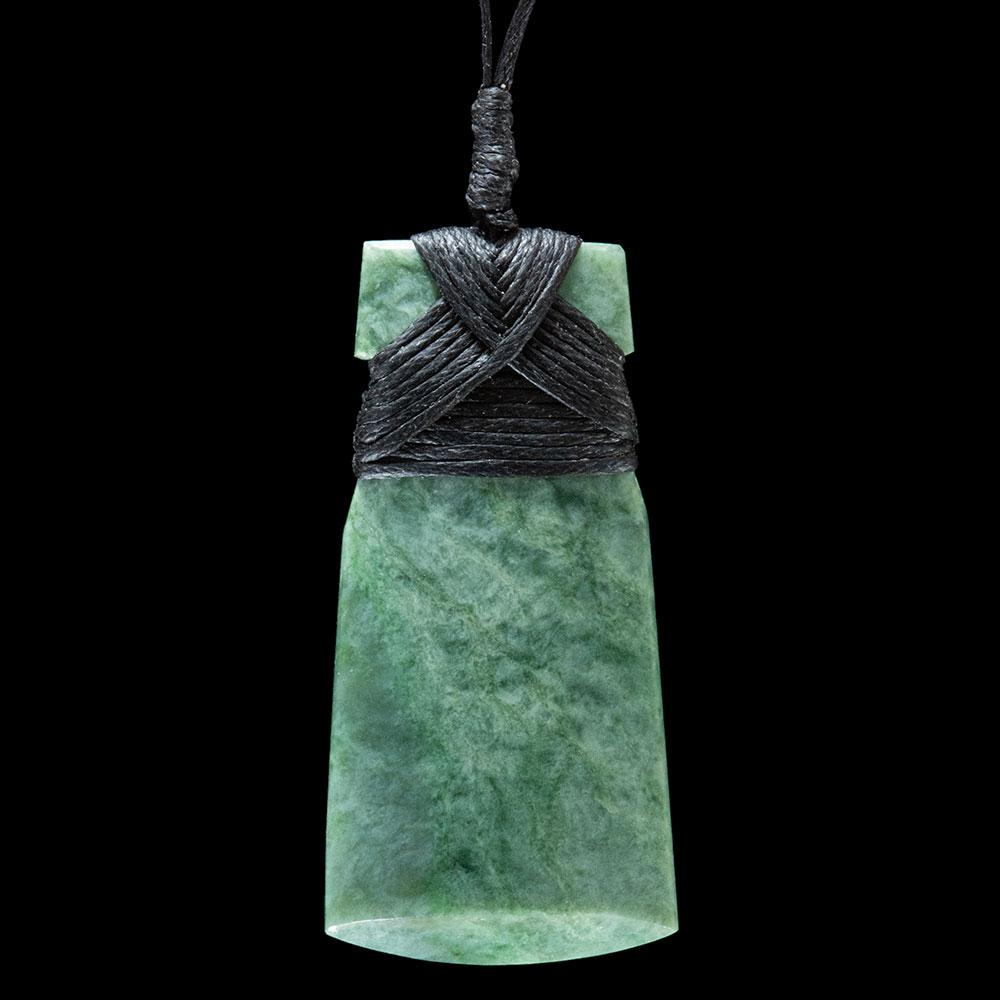 Jade Toki by Bill Goodwin - Zen Gifts NZ