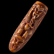 Load image into Gallery viewer, Traditional Bone Nguru Flute by Yuri - Zen Gifts NZ