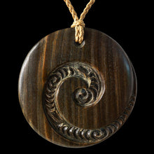 Load image into Gallery viewer, Large Koru Disc - Zen Gifts NZ