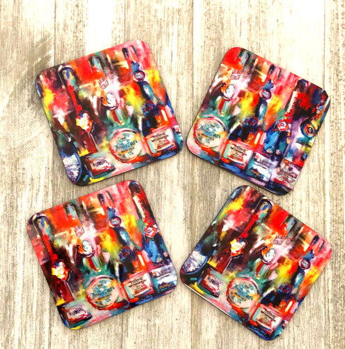 Danielle Cather-Cohen Limited Edition Coasters