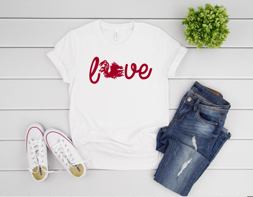 For the Love - t-shirts