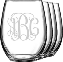 Load image into Gallery viewer, Personalized Glassware - wine, pint, rocks and more!