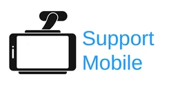 Support mobile de voiture