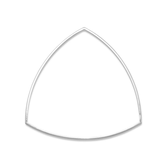 Triangle Bangle Bracelet
