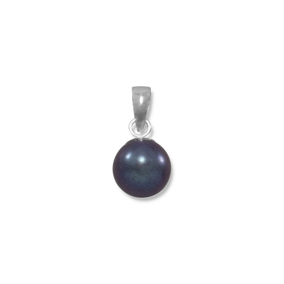 Peacock Cultured Freshwater Pearl Pendant
