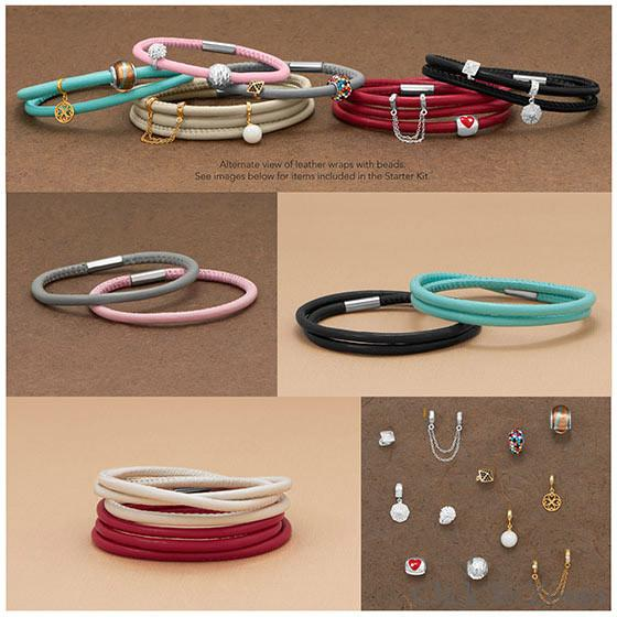 Wrap Bracelet Starter Collection Set