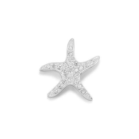 Crystal Starfish Fashion Slide