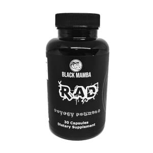 Black mamba Rad 140 30caps