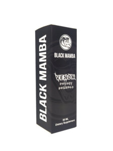 Black mamba venom 30 servings
