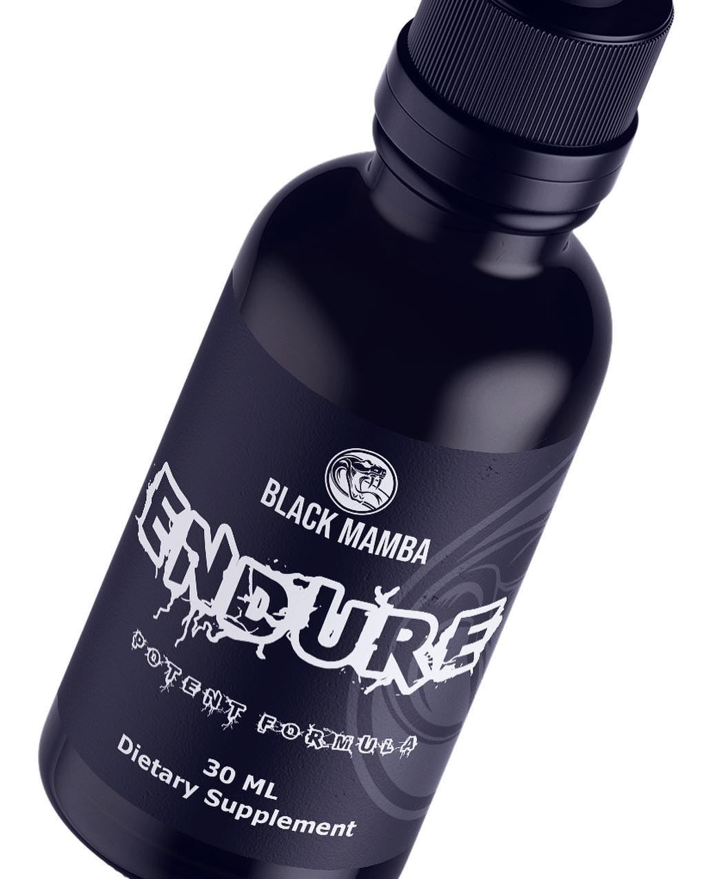Black mamba Endure 30 servings