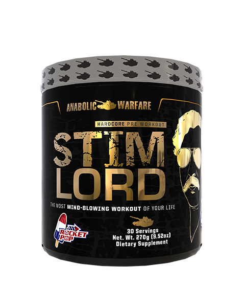 Anabolic warfare stimlord - 30 servings