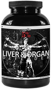 5% Nutrition Liver & Organ Defender 270 Caps