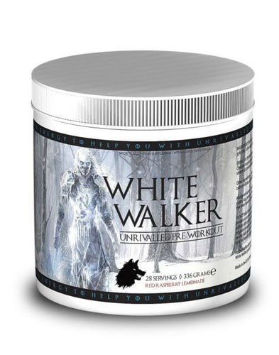 White Walker Pre Workout 28 Servings