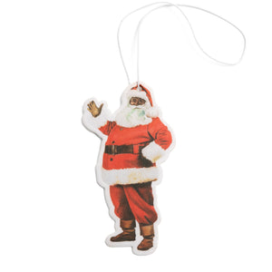 Friendly Santa Air Freshener
