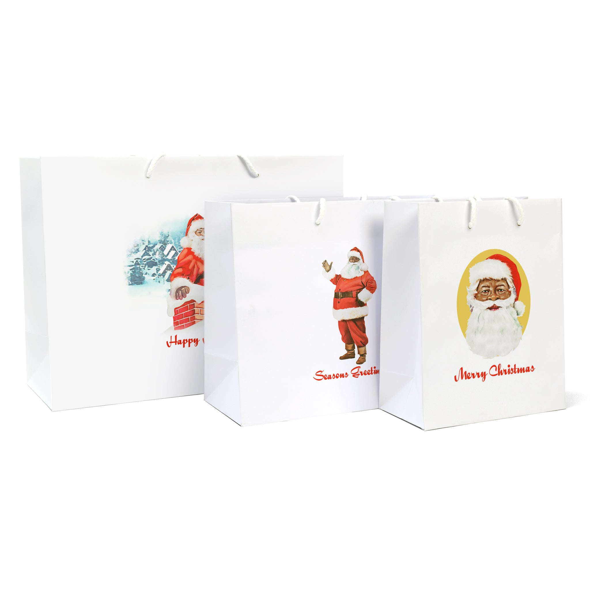 Our Santa Gift Bag Set