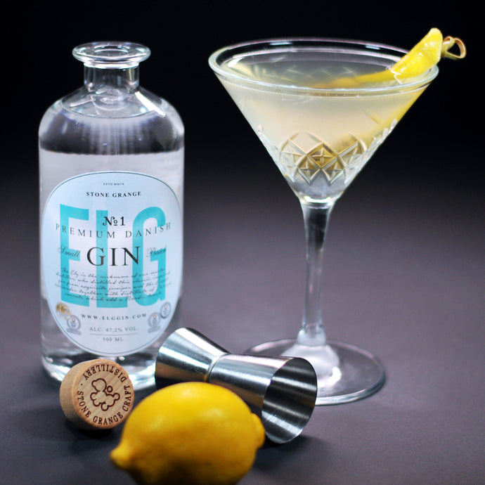 Shaken not stirred - Bond og Vesper Martini