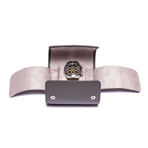 Sample Grey Single Watch Roll