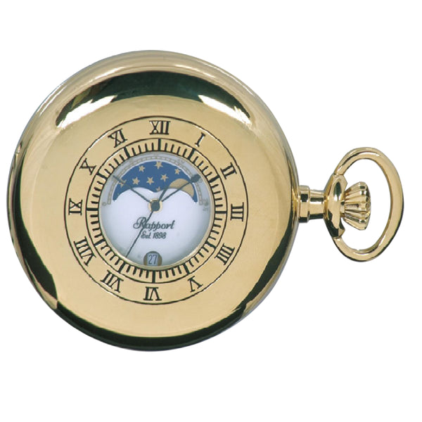 Rapport-Watch Accessories-Half Hunter Pocket Watch-