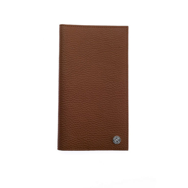 Rapport-Mens-Berkeley Two Tone Tall Breast Wallet-Tan Cream