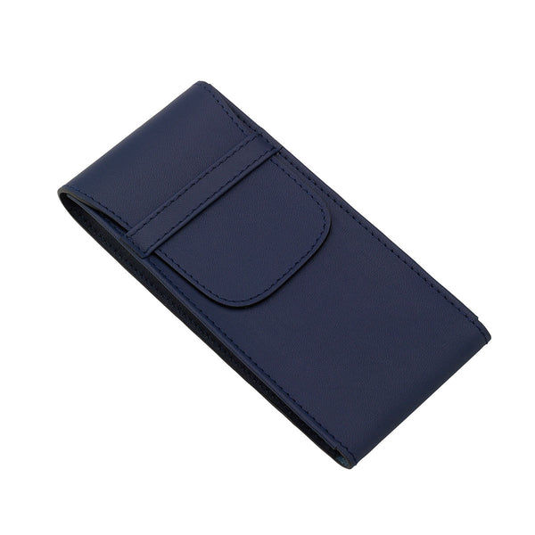 Rapport-Watch Accessories-Single Watch Pouch Navy-