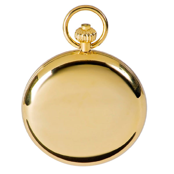 Rapport-Watch Accessories-Quartz Open Face Pocket Watch 52mm-