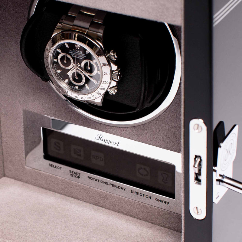 Rapport-Watch Winder-Formula Single Watch Winder-