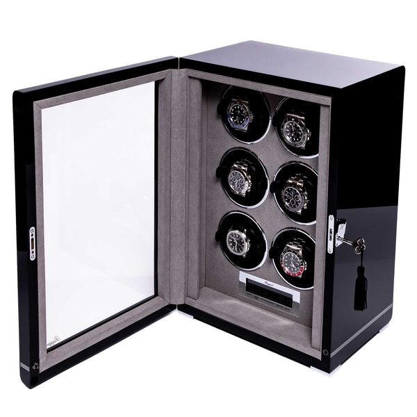 Rapport-Watch Winder-Formula Six Watch Winder-