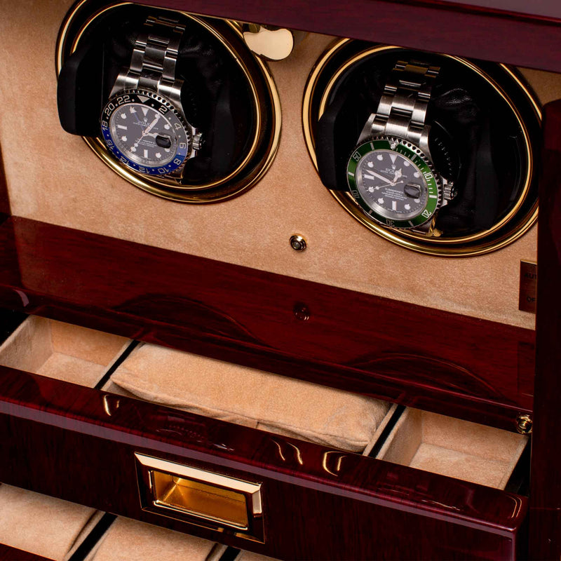 Rapport-Watch Winder-Two Watch Mariners Chest-
