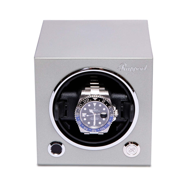 Sample EVO Single Silver Watch Winder