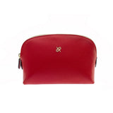 Rapport-Ladies-Large Makeup Pouch-Red