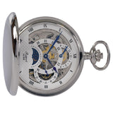 Rapport-Watch Accessories-Double Opening Hunter Pocket Watch-