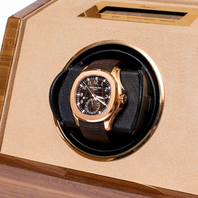 Rapport-Watch Winder-Perpetua III Single Watch Winder-
