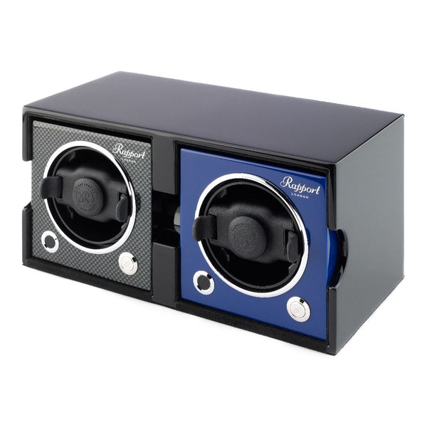 Rapport--Evolution Watch Winder Double Frame MKII-