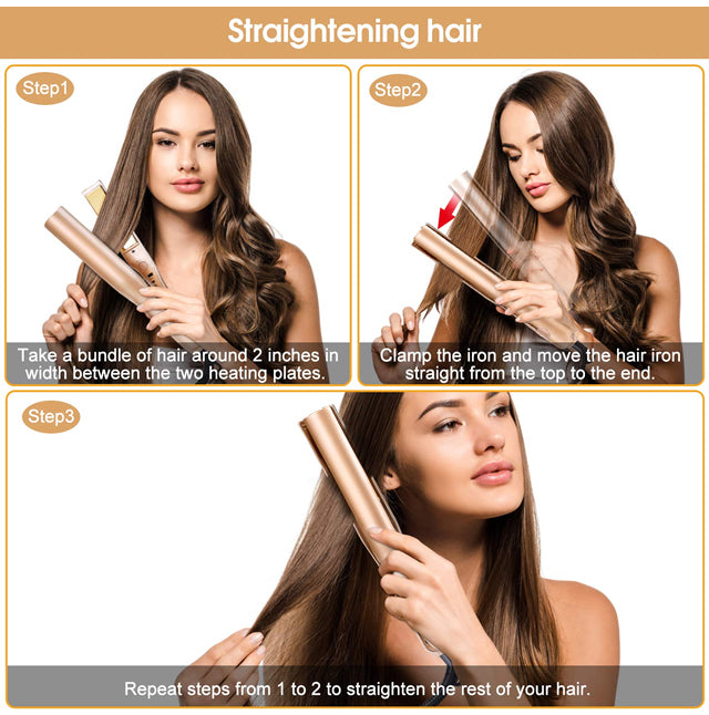 2 In 1 Hair Styler